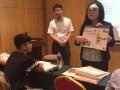 冈山学艺馆高中2017届中国留学生(上海)入学考试视频