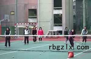 相爱学园中学俱乐部活动(软式网球)