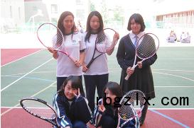 相爱学园中学俱乐部活动(硬式网球)
