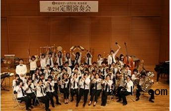 相爱学园中学俱乐部活动(吹奏乐团)