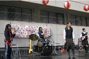 相爱学园中学社团活动(音乐)