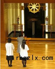 相爱学园中学社团活动(圣歌队)