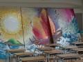 冲绳尚学高中艺术教室