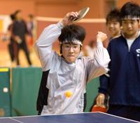 立志舍高等学校乒乓球球部