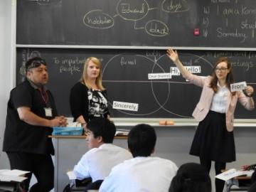 工学院大学附属高中关于21世纪型的教育改革