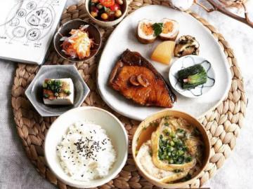 吃饭要有仪式感,跟日本太太们学习高颜值摆盘方法